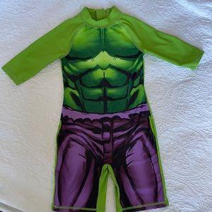 Incredible Hulk Wet Suit
